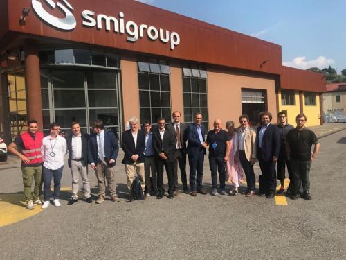 A Bergamo il laboratorio dell'innovazione