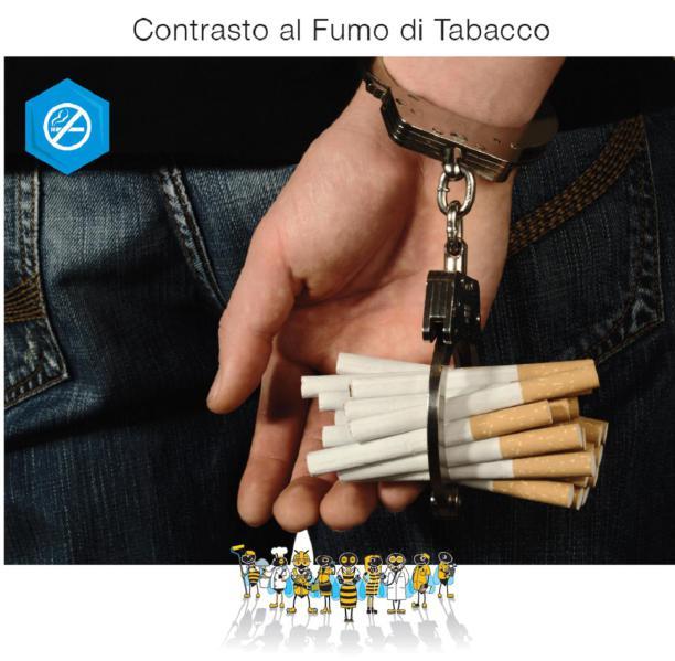 Contrasto al fumo di tabacco