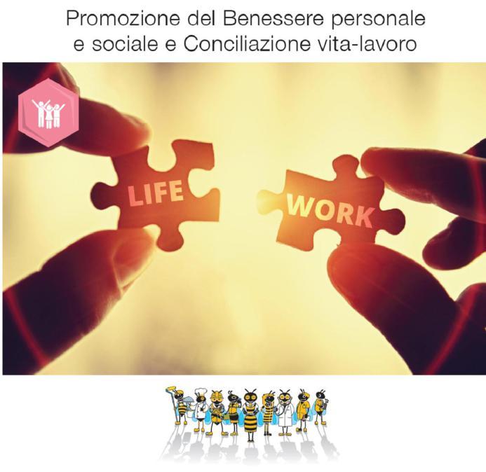 Promozione del benessere personale e sociale e conciliazione famiglia-lavoro